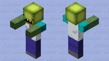 ZZZombie Minecraft Mob Skin
