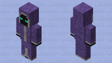 cultist crossbowman (for cave only world Minecraft Mob Skin
