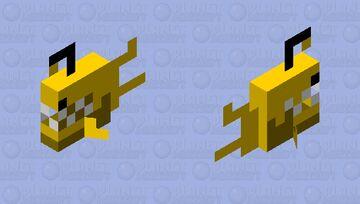angler Minecraft Mob Skin