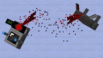 Hell screen 0% Minecraft Mob Skin