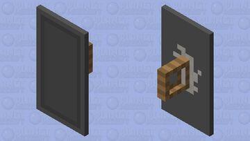 [FOOD FIGHT!:] Tray Shield Minecraft Mob Skin