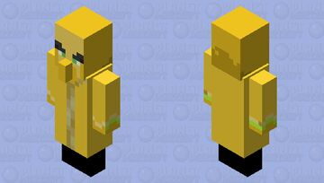 Totem of undying illager Minecraft Mob Skin