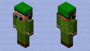 military piglin (Java) Minecraft Mob Skin