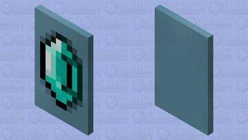 Endertoys Hoodie Guy cape Minecraft Mob Skin