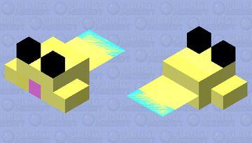 Little Fish Minecraft Mob Skin