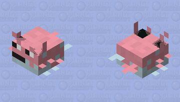 corsola pufferfish skin (small) Minecraft Mob Skin