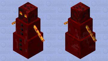 magma blagolem Minecraft Mob Skin