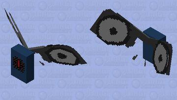 Assassin Drone Minecraft Mob Skin