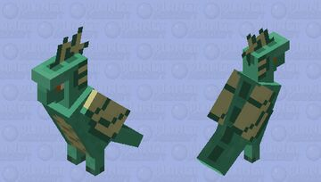 Dragon Birb Minecraft Mob Skin