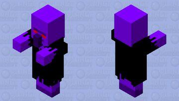 Void Zombie Villager Minecraft Mob Skin