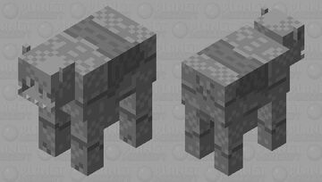 Gorgon Minecraft Mob Skin