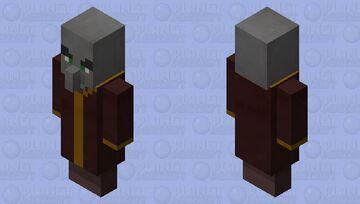 better evoker Minecraft Mob Skin