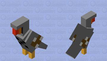 kebra flinch Minecraft Mob Skin