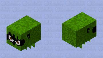 Glare enojado Minecraft Mob Skin