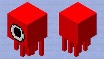 KRAKEN Minecraft Mob Skin