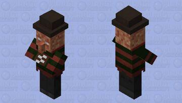 Sleep Stalker Minecraft Mob Skin