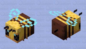 A bee Minecraft Mob Skin