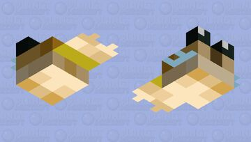 Hd pufferfish Minecraft Mob Skin