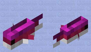Tropical fish 1 Minecraft Mob Skin
