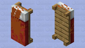 The Bed that was p- stained with your bottom Minecraft Mob Skin