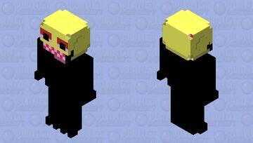 Lemon demon - Friday Night Funkin Minecraft Mob Skin
