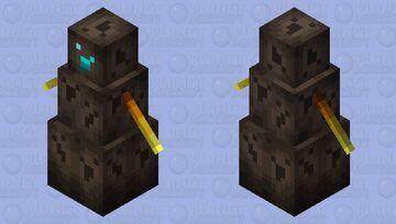 Mr. Sandman, Bring Me a Blaze Rod Minecraft Mob Skin