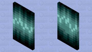 Electric Cape (PLS DIAMOND) Minecraft Mob Skin