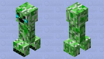 crying and laugh Minecraft Mob Skin