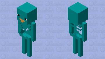 what have i done Minecraft Mob Skin