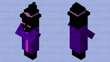 Enderman which Minecraft Mob Skin