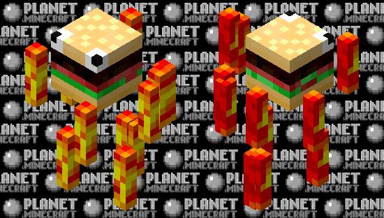 More DurrBurger Revenge Minecraft Skin