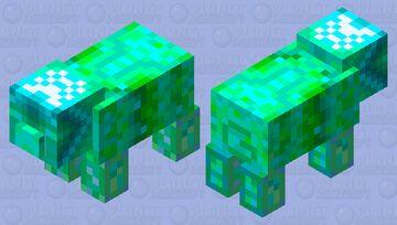 Aurora Swine Minecraft Mob Skin