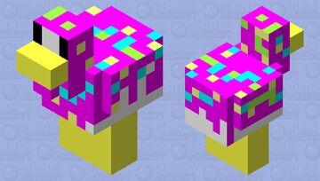 sweet chicken #lody Minecraft Mob Skin