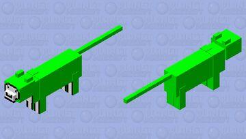 Dream Cat Skin Minecraft Mob Skin