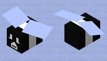 Shocked Bee - Bee Swarm Simulator Minecraft Mob Skin