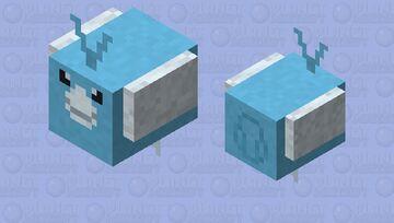 Swablu - Pokemon Chicken Replacer Minecraft Mob Skin
