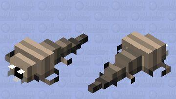 Parasite larva Minecraft Mob Skin