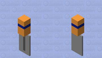 s h o v e l Minecraft Mob Skin