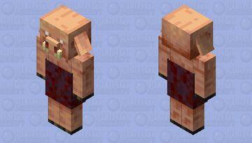 Piglin Trunk Minecraft Mob Skin