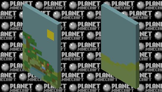 Swampy Day Minecraft Skin