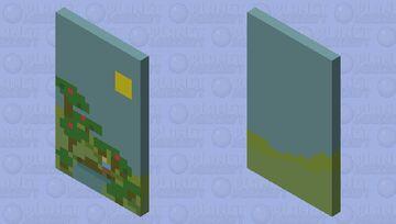 Swampy Day Minecraft Mob Skin