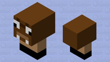 Gomba Minecraft Mob Skin