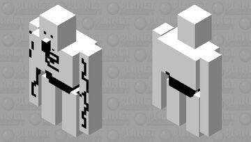 uhhhhhhhhh Minecraft Mob Skin