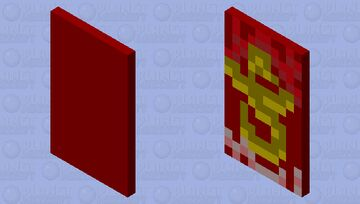 I manage to make a cape as bad as possible I think I had success! Minecraft Mob Skin