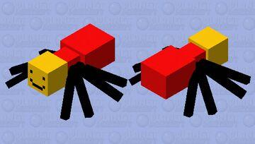 Roblox Despacito spider Minecraft Mob Skin