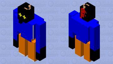 Whiti Minecraft Mob Skin