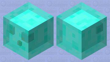 Water Cube (Biome Swap) Minecraft Mob Skin