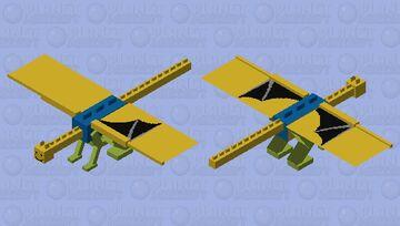 (roblox) noob dragon Minecraft Mob Skin
