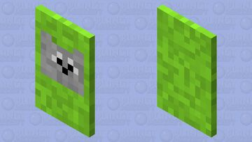 wolf cape Minecraft Mob Skin