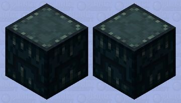 Ender Shulker/Ender Box V2 Minecraft Mob Skin